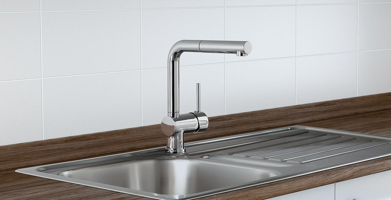 MIXA - Spray functionality for the compact sink