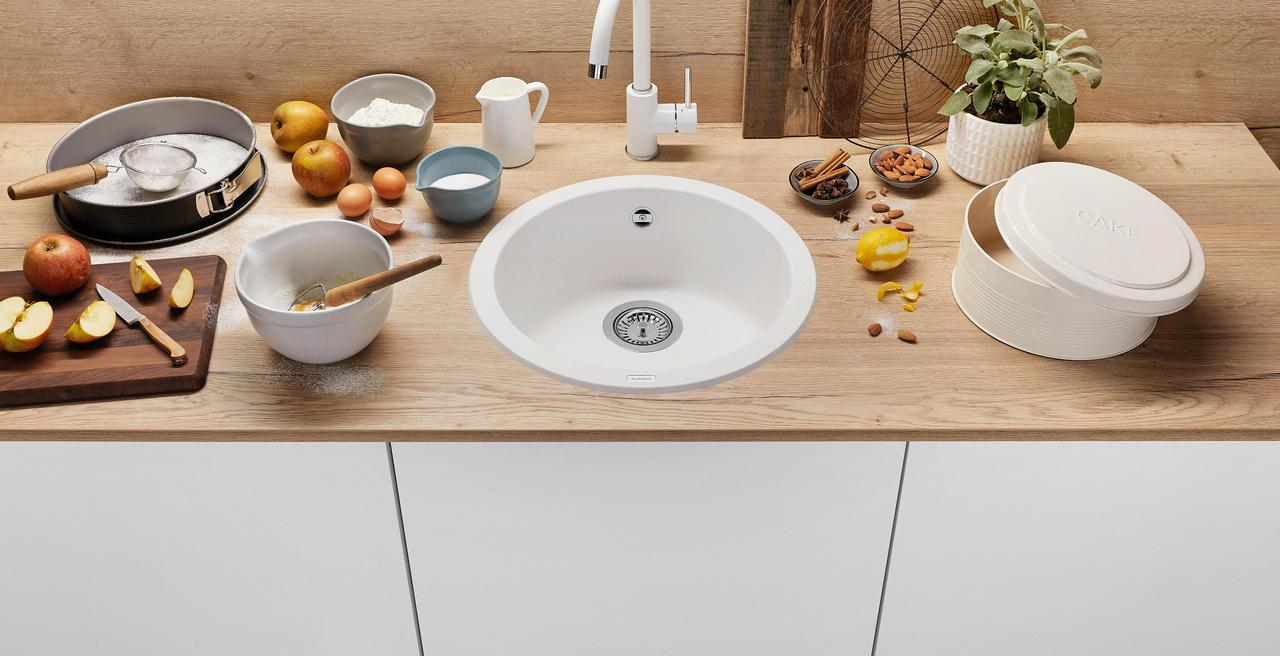 RONDO - A well-rounded sink