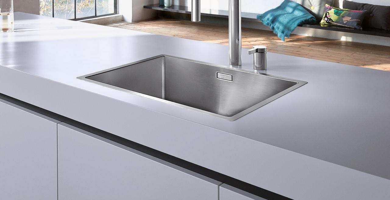 CLARON - Pure and elegant stainless steel design