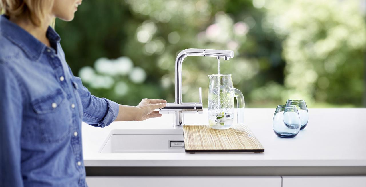 FONTAS - A fresh solution with filtered water