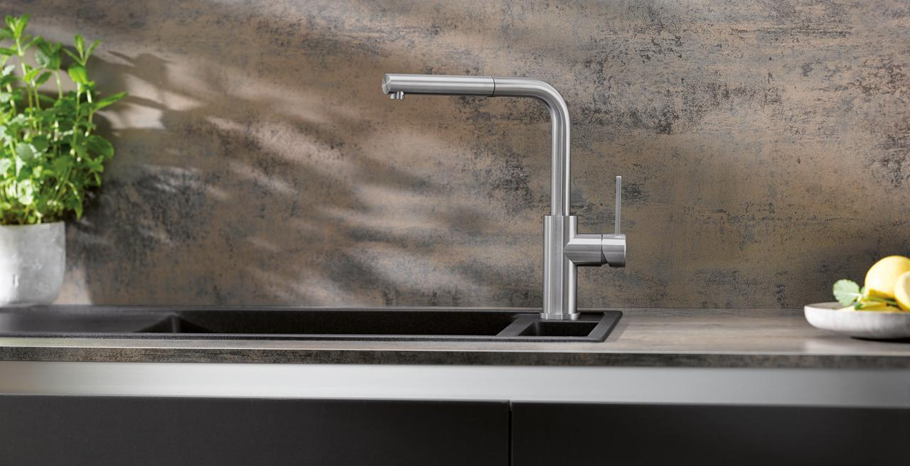 LANORA - Striking elegance for modern kitchens.