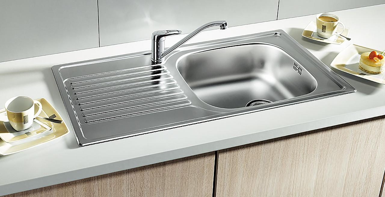 MAGNAT - Edelstahl-Allrounder im zeitlosen Design