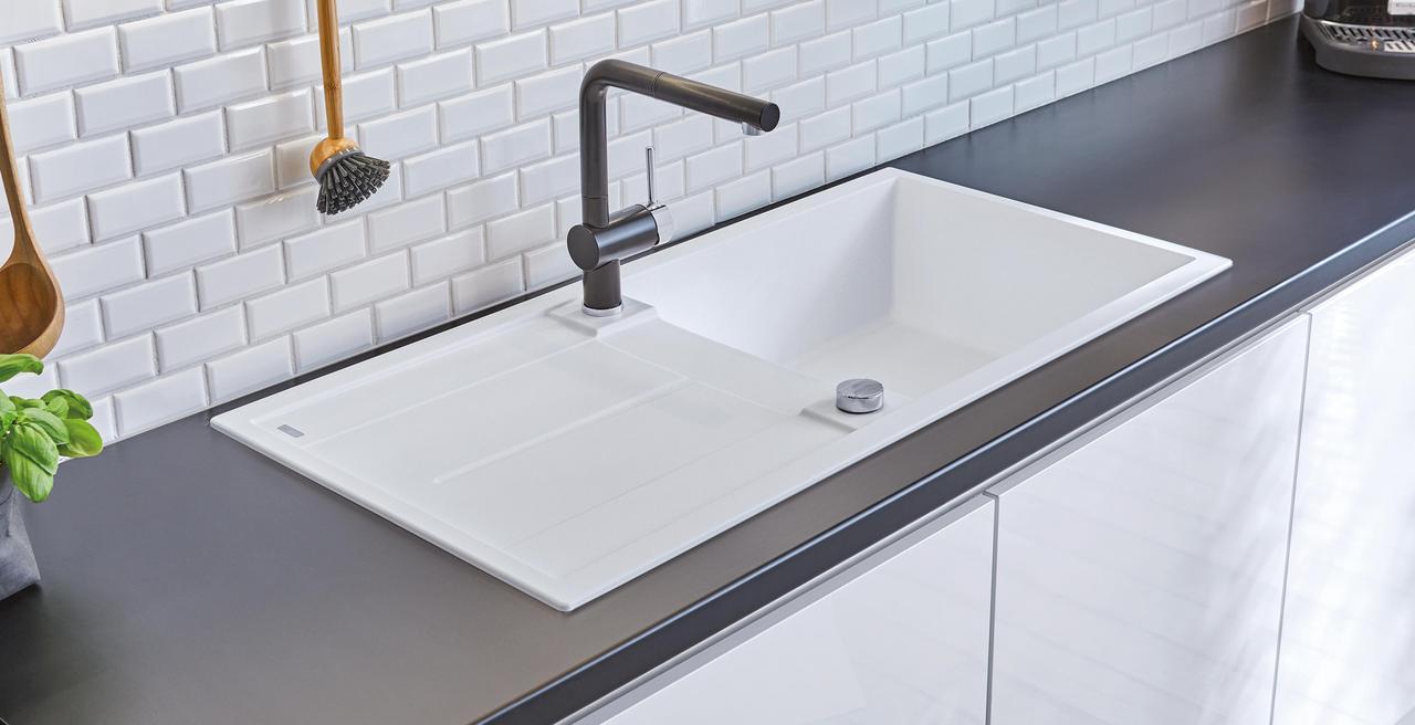 METRA - Modernes Design mit geräumigen Becken