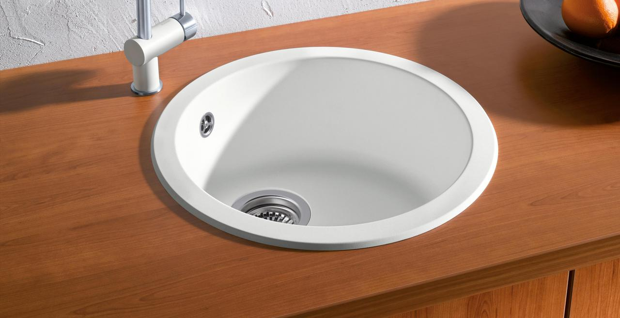 RONDO - Small sinks. Big advantages.