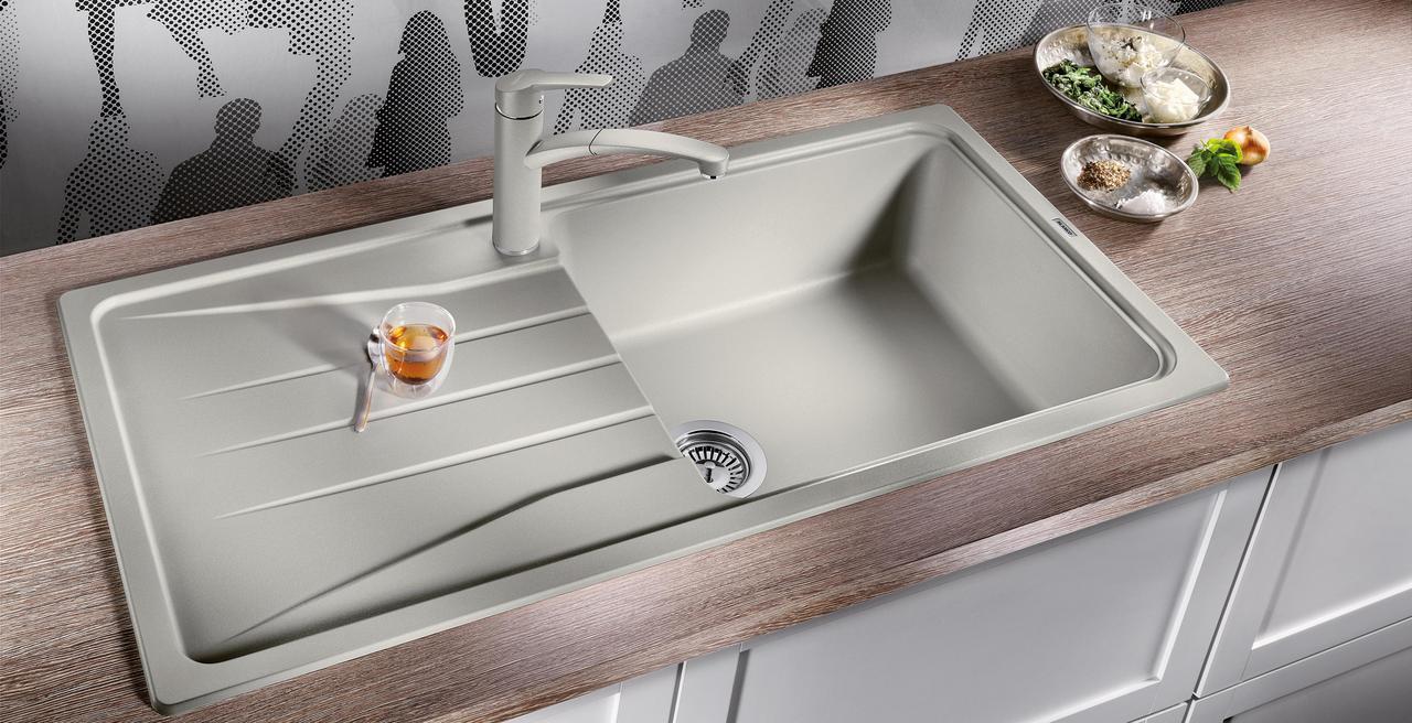 SONA - Contemporary design in Silgranit