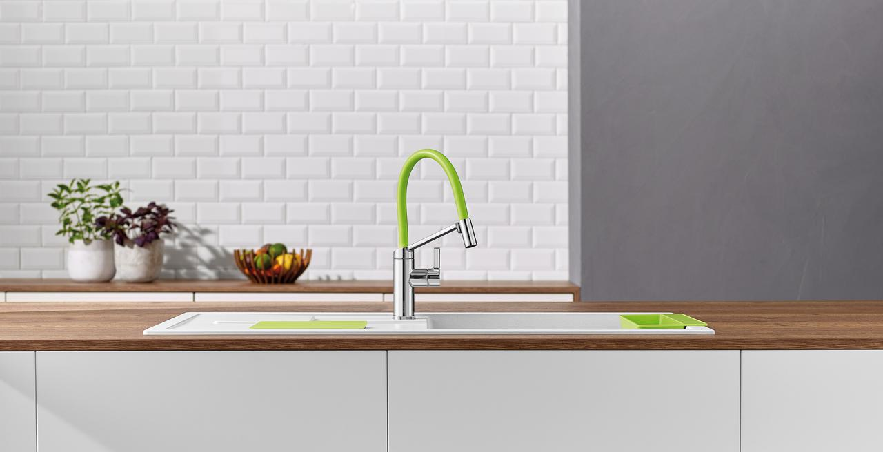 VIU - Add a dash of colour to your kitchen