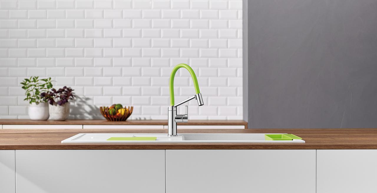 VIU - Bringt Farbe in die Küche