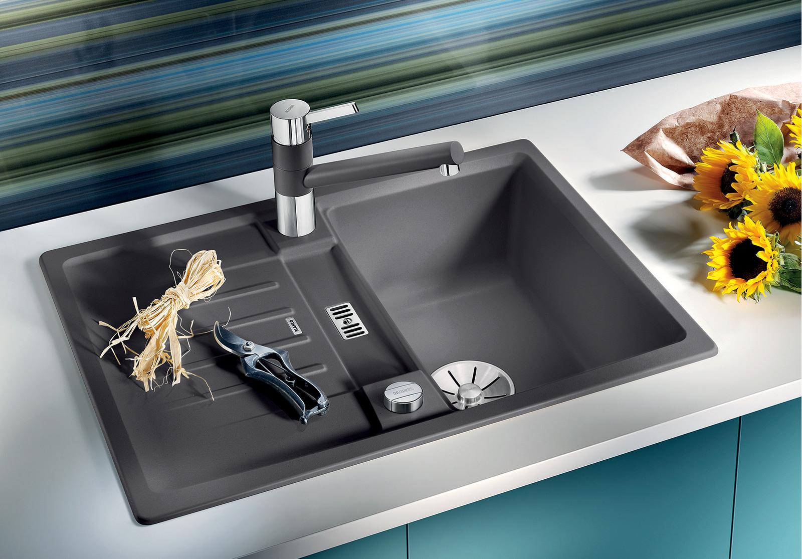 Blanco Lexa Kitchen Sink 524930 524880