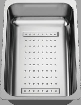Cuvette multifonctions en inox