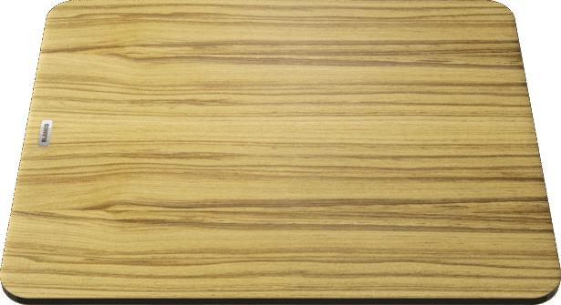 Planche à découper en frêne-compound