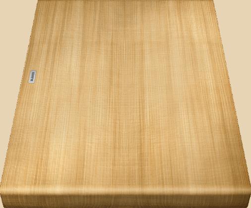 Planche à découper surélevée en frêne-compound