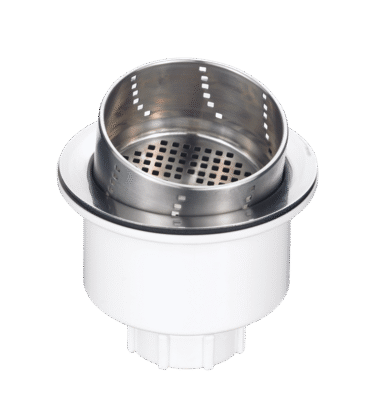 3-in-1 Basket Strainer