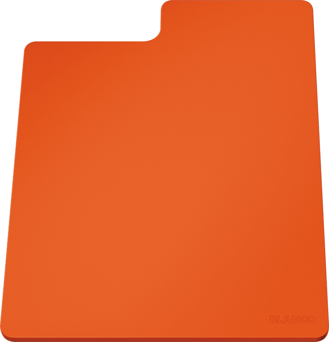 BLANCO SITY XL 6 S orange SILGRANIT PuraDur InFino ohne Ablauffernbedienung
