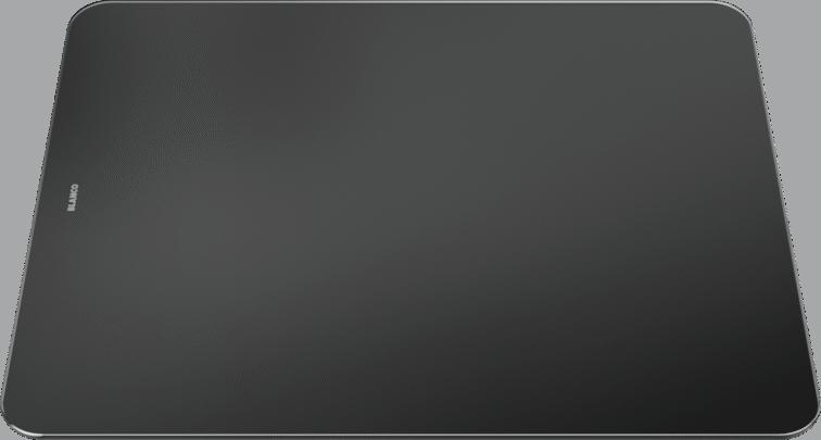 BLANCOZENAR XL 6 S SILGRANIT PuraDur mit Glas-Schneidbrett InFino mit Ablauffernbedienung