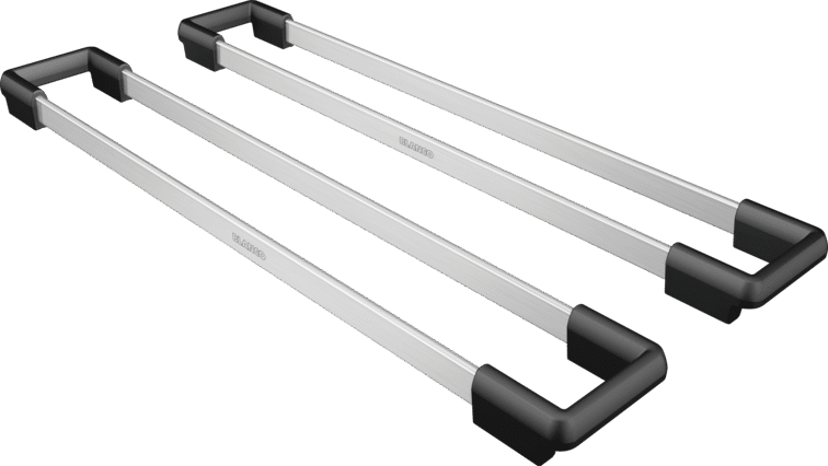 BLANCOETAGON 8 SILGRANIT PuraDur InFino mit Zub mit Afb in Beton-Style
