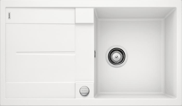 //Évier Blanco Metra 5/s/ Blanc, 1/bols, 390/x 430/mm, 19/cm, 860/mm, 190/mm