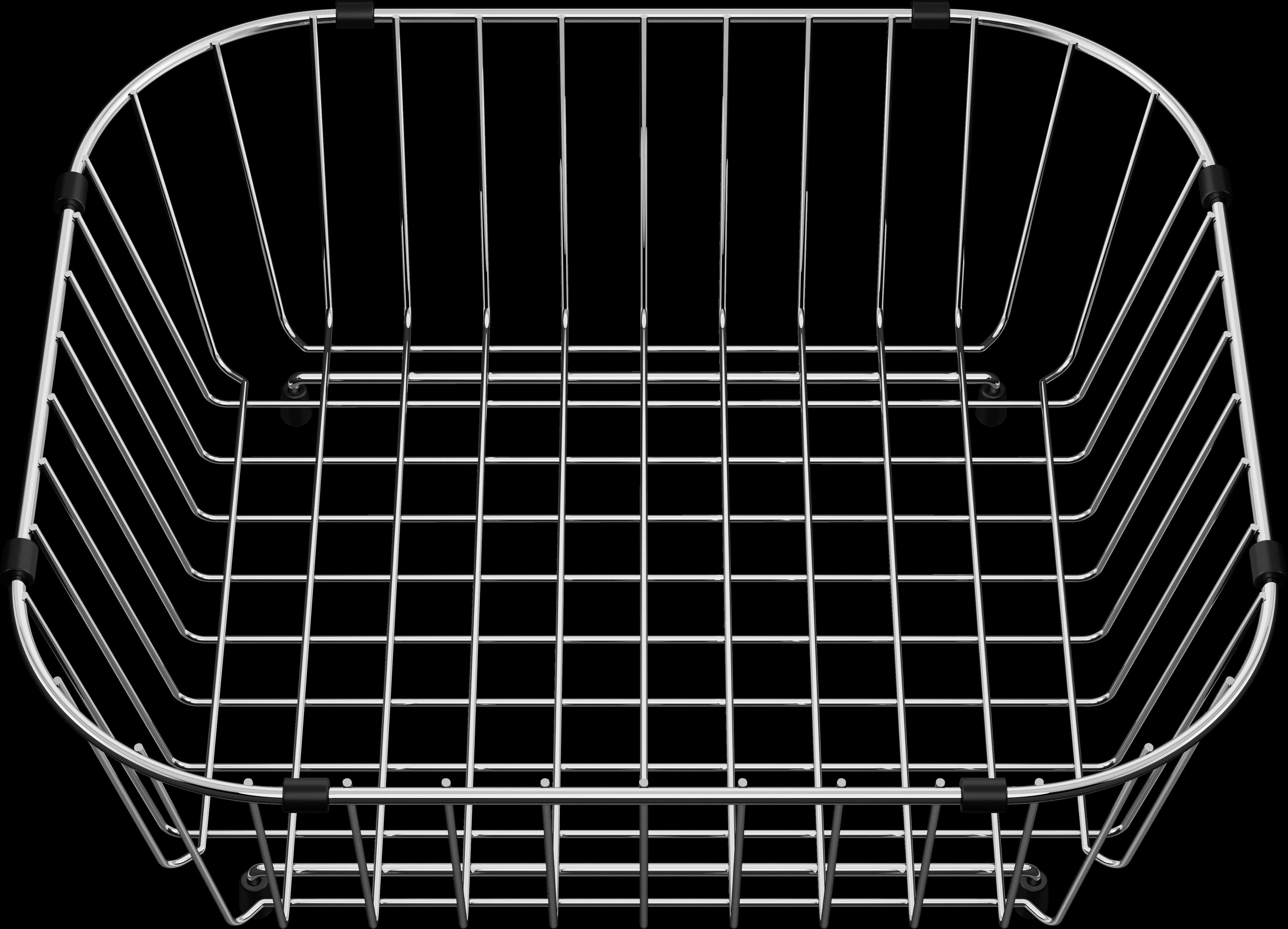 Корзина для посуды из нержавеющей стали