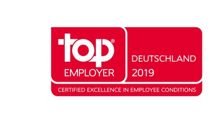 Top-Employer Award 2019