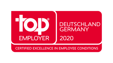 Top-Employer Award 2020