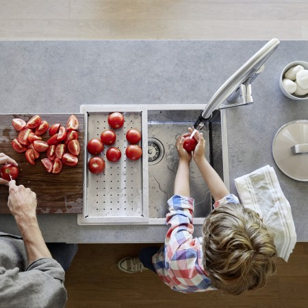 Experiencing your kitchen anew