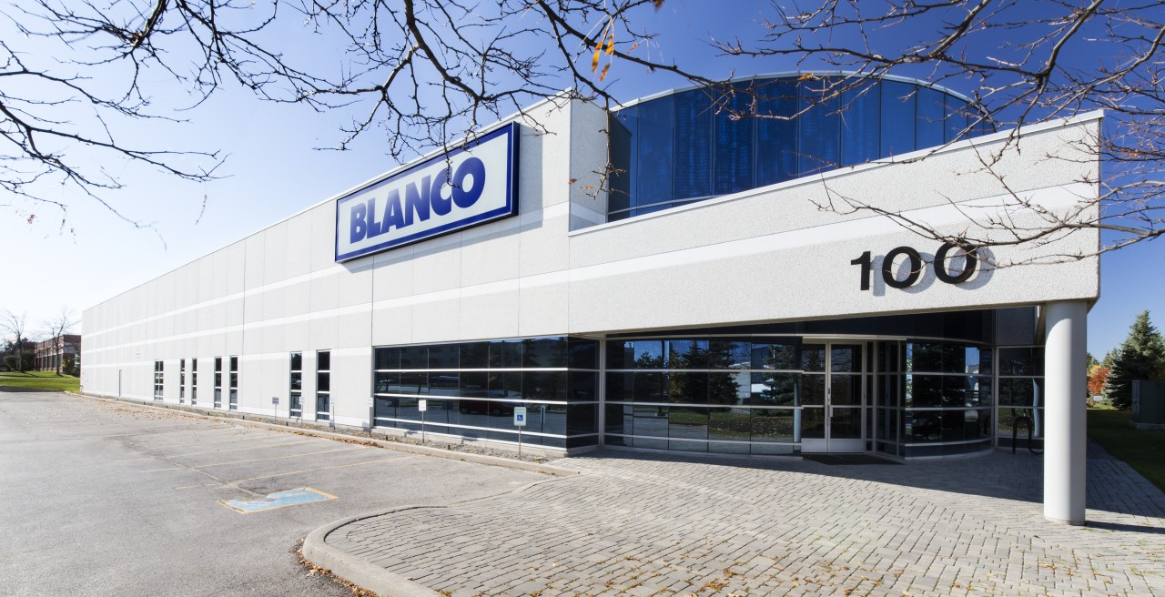Blanco Canada Head Office in Brampton, Ontario