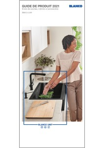 BLANCO CANADA 2021 Kitchen & Laundry Product Guide French Version