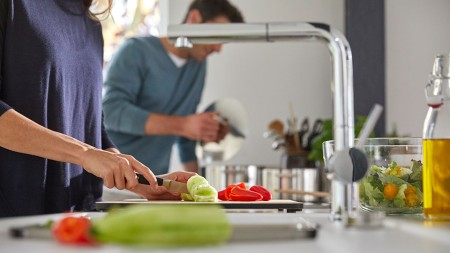 A well thought out kitchen solution will simplify workflow, make things easier and save you time