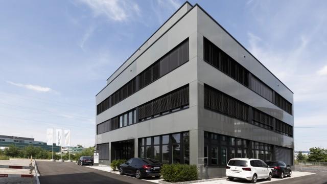 Le bâtiment suisse