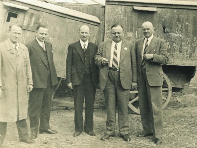 Gründung der E.G.O Elektrogerätebau Blanc und Fischer, 1931