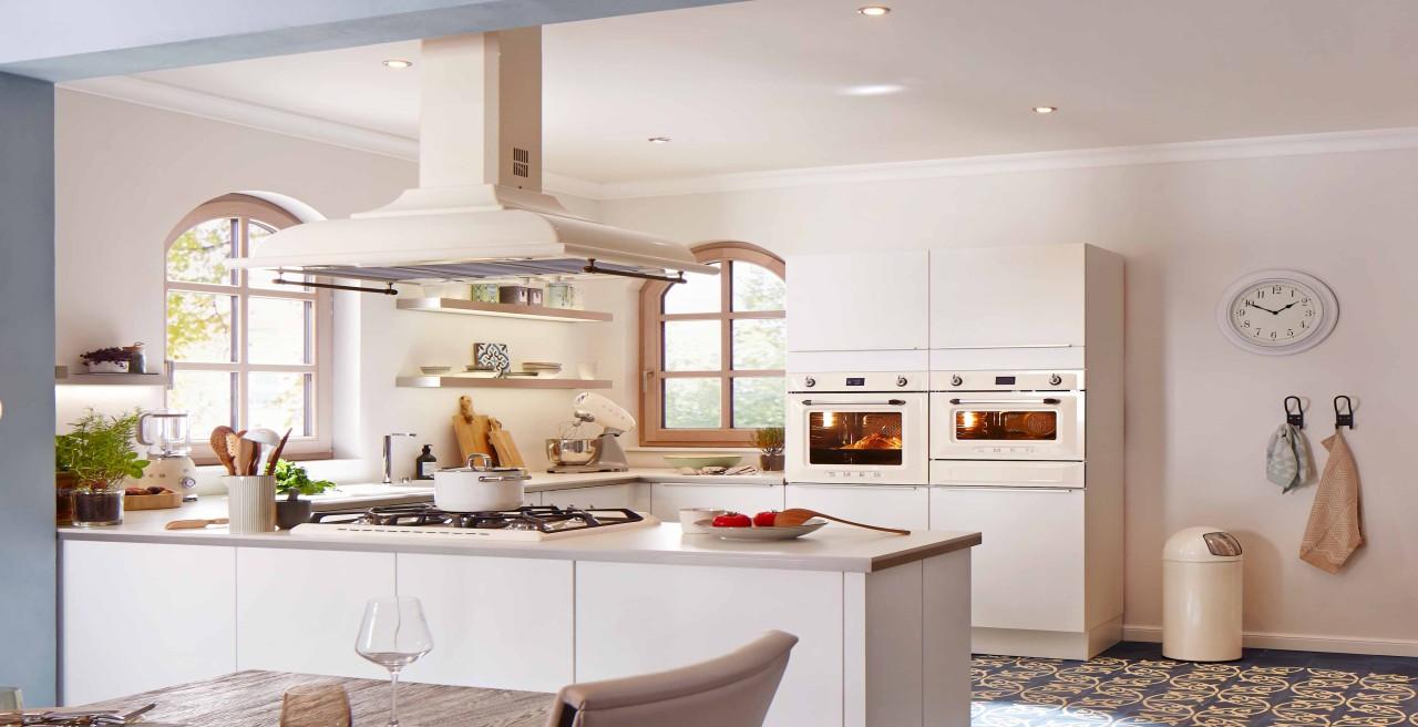 Zurück zur Retro-Küche: Finden Sie den perfekten Stilmix ...