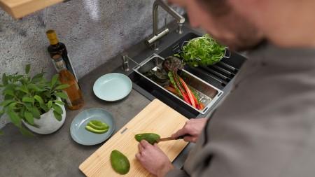 Machen Sie die Vorbereitung von Lebensmitteln zu einer genussreichen Erfahrung.