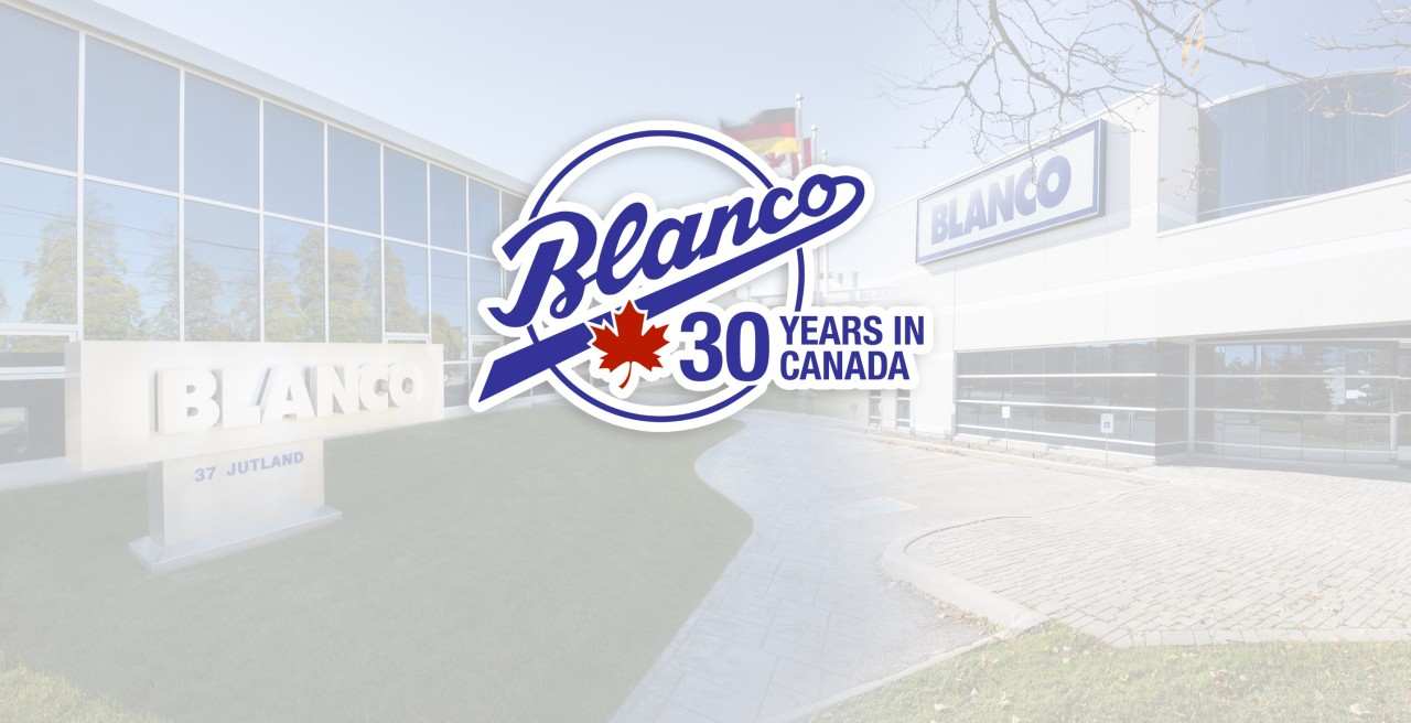 BLANCO celebrates it's 30th anniversary in Canada
