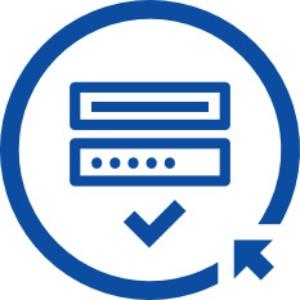 Registrier Symbol