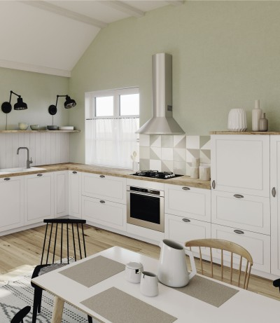 Open-plan kitchens