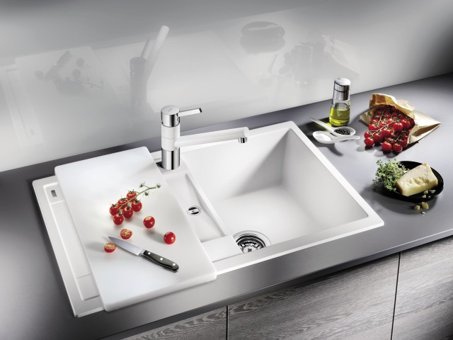 Cutting boards extend your worksurface and provide space for you to prepare ingredients for cooking.