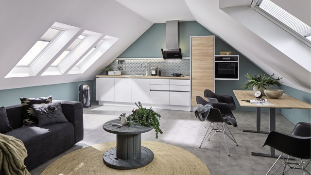 All in one: multifunctional living spaces are bang on trend.