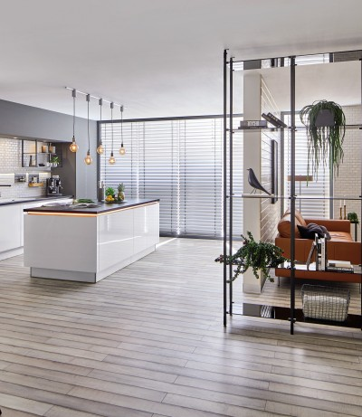 Industrial style: give your kitchen an urban look