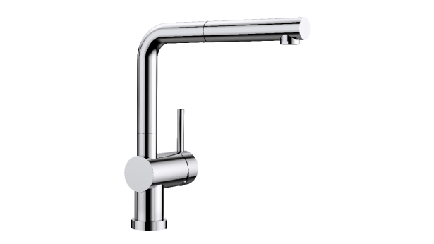 Window mixer tap LINUS-S-F