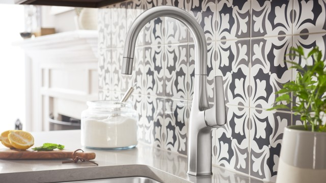 How to install BLANCO kitchen faucet