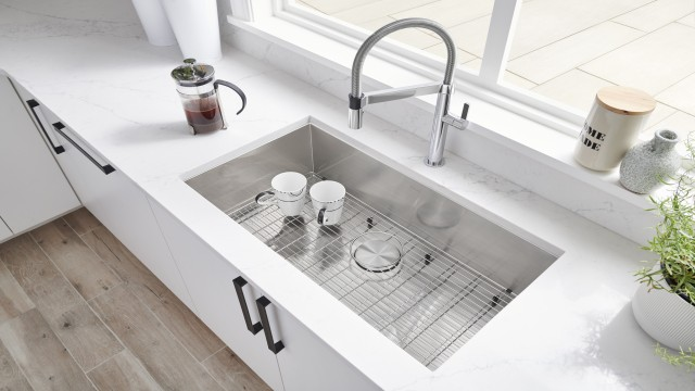 How to select a BLANCO stainless steel sink
