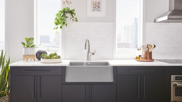 How to care and clean your SILGRANIT kitchen sink