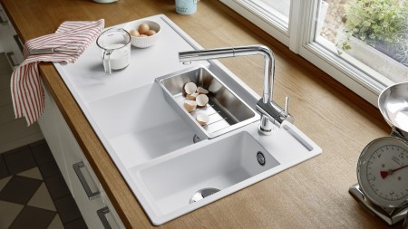 Choose the right sink for your personal kitchen design