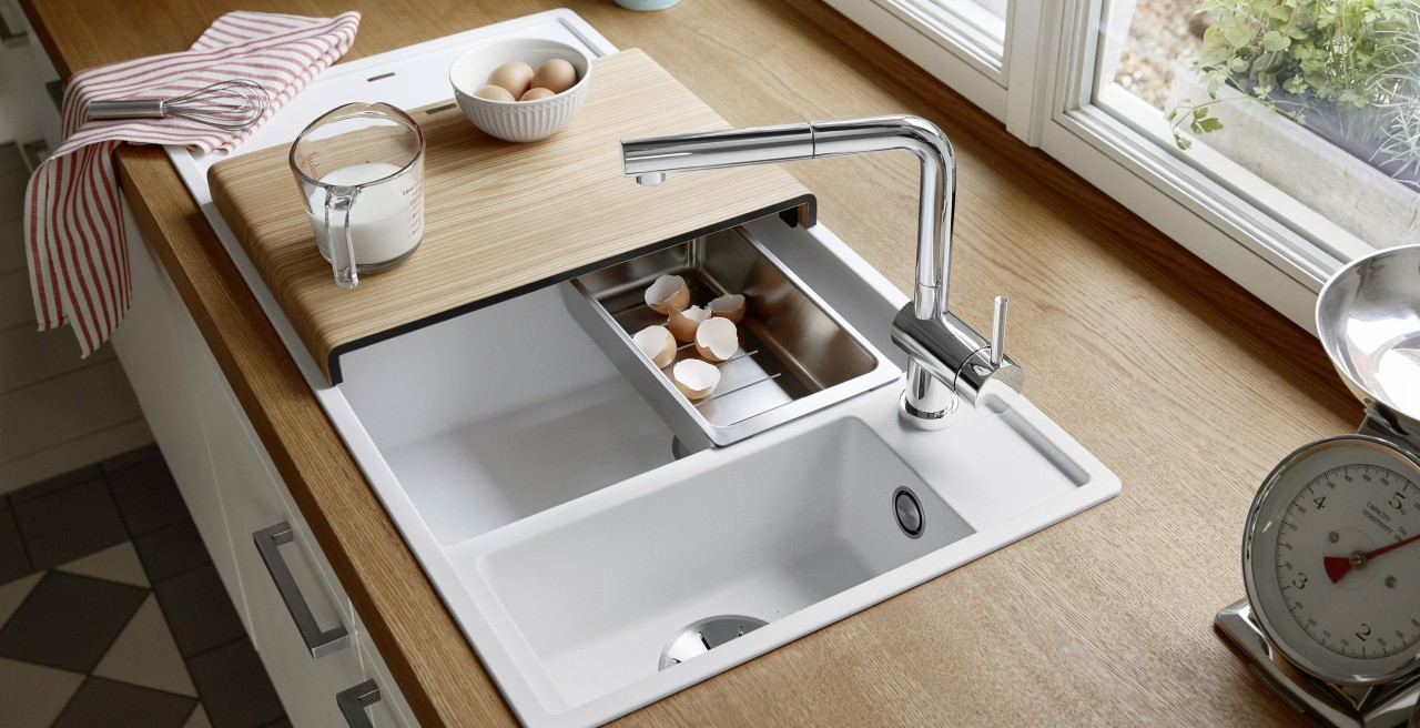 The bowl, sink and mixer tap for your kitchen | BLANCO