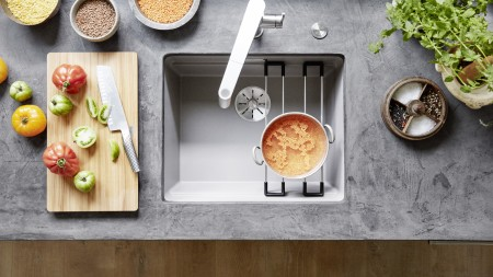 The ETAGON multifunctional sink