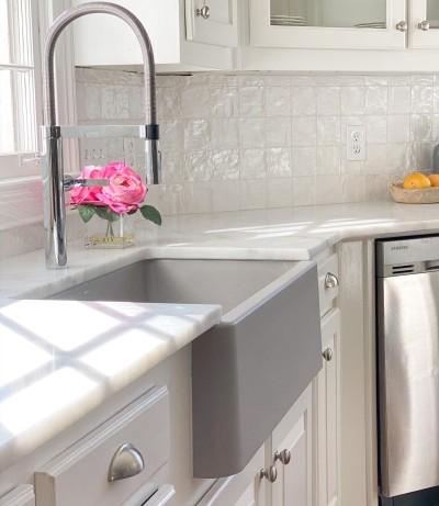 BLANCO IKON Pre-Existing Cabinetry Installation