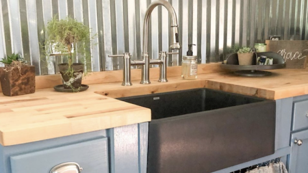 BLANCO IKON Farmhouse Sink