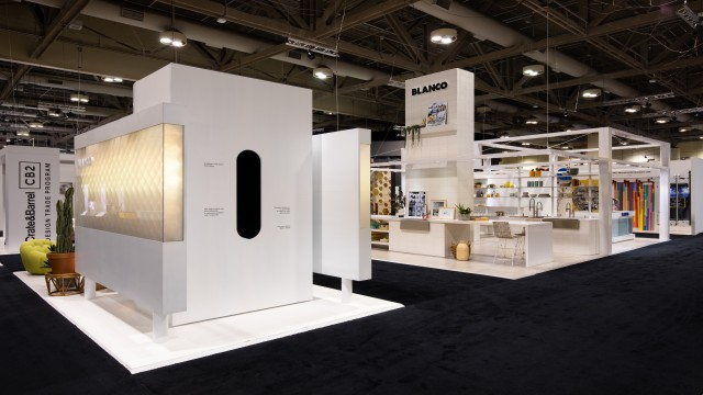BLANCO wins gold for Best Booth Award at IDS in Toronto