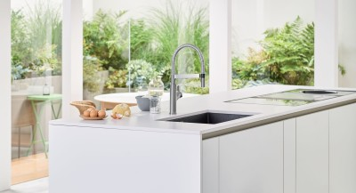 BLANCOCULINA Kitchen Faucet - Pull Down Semi Professional Style
