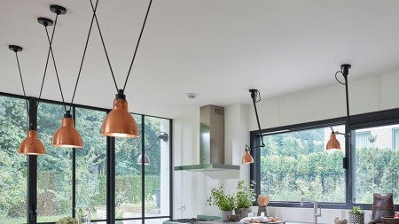 Lighting matters. From pendant lights to pot lights, choose fixtures that suit your personal style