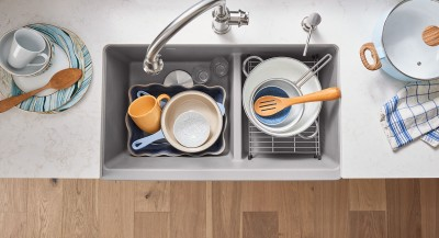Stress free thanksgiving thanks to your BLANCO sink unit!